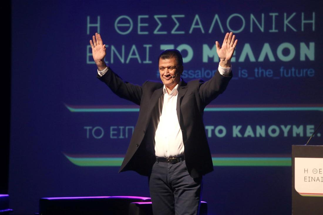 Γ. Ορφανός: «Είναι τιμή μου να με λένε αντάρτη για τη Θεσσαλονίκη»