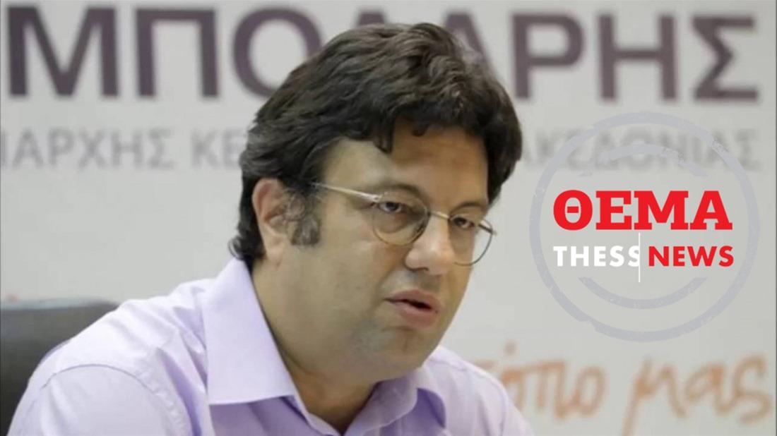 Χρ. Παπαστεργίου στην ThessNews: «Στη μάχη για την Κεντρική Μακεδονία»