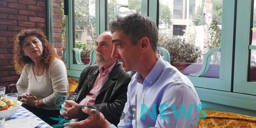 «Ανανεωτική Κίνηση Πολιτών» με τον Άρη Ιακωβίδη για το δήμο Παύλου Μελά