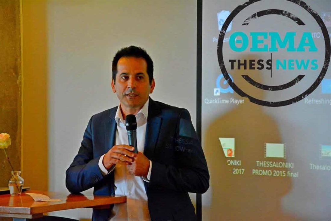 Σπ. Πέγκας στην ThessNews: «Είμαι ανοικτός σε κάθε πρόκληση»
