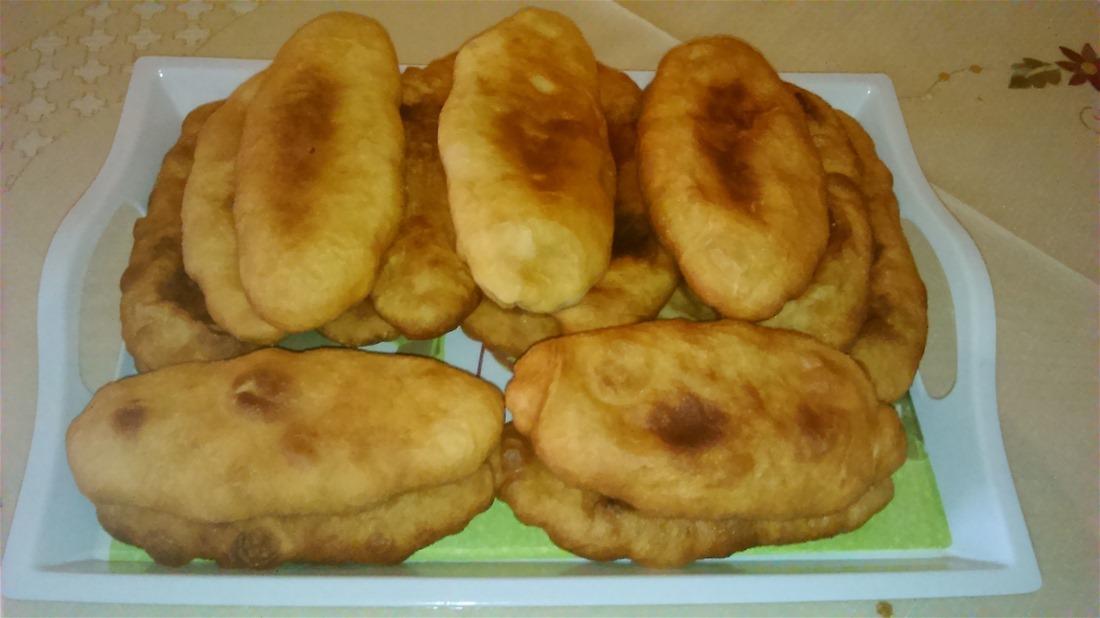 Πιροσκί με πατάτα (Ποντιακή συνταγή)