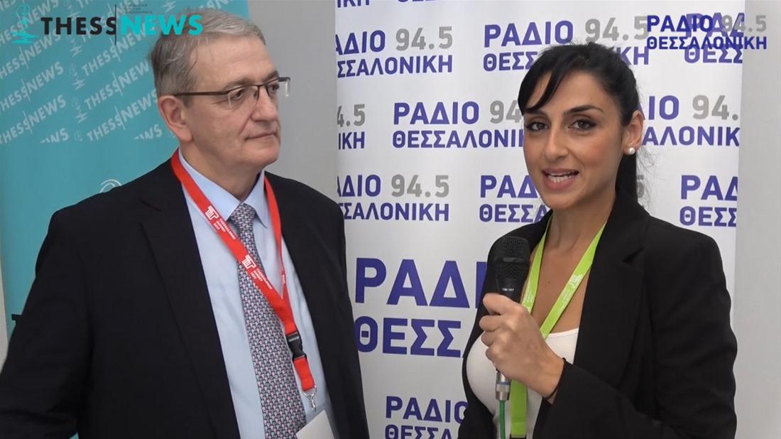 Δ. Δημητριάδης στην ThessNews: «Θέλω να επέλθει ομόνοια στην περιοχή» (video)