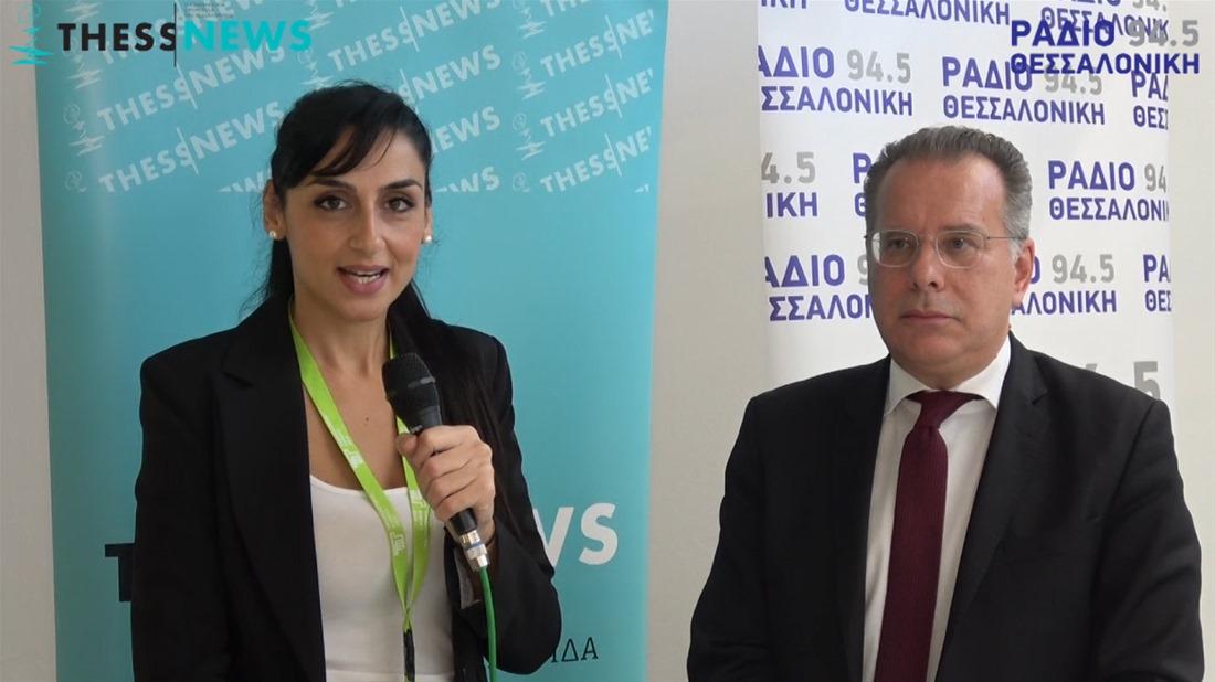Γ. Κουμουτσάκος στην ThessNews: Κουφάρι θλιβερό το Ελληνικό (video)