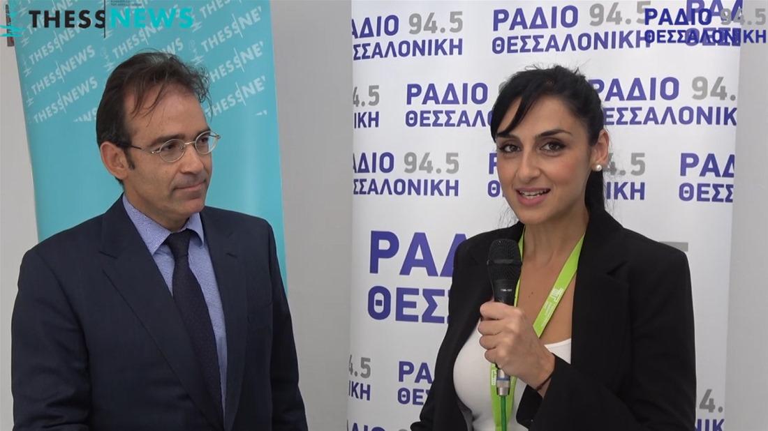 Γ. Παγουλάτος στην ThessNews: Η επιτροπεία θα 'ναι μόνιμη και διαρκής (video)