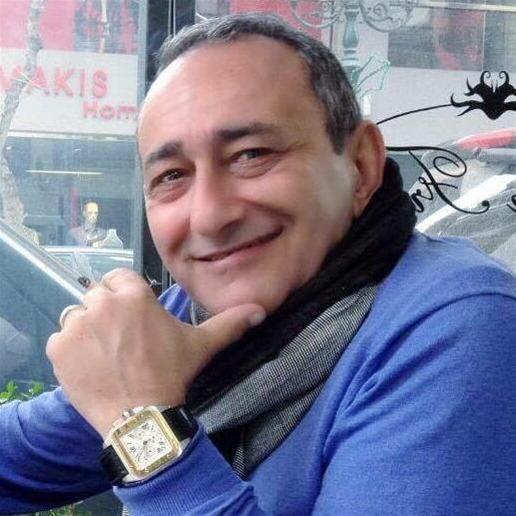 Polis Face: Άκης Σαλπιγκτής