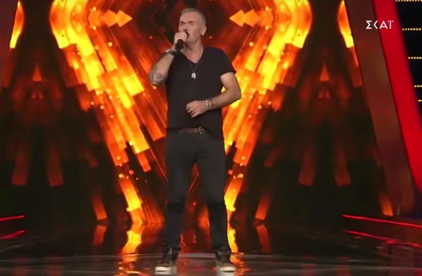Ο Στέλιος Ρόκκος πήγε στο «The Voice», σαν διαγωνιζόμενος! «Άφωνοι» οι κριτές (VIDEO)