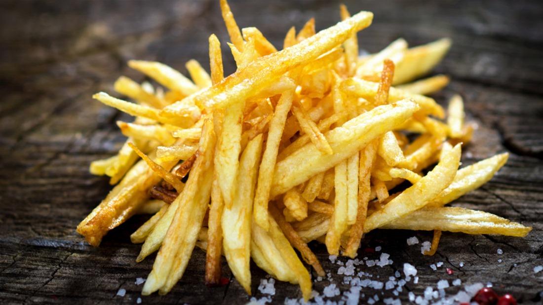 Οι τηγανητές πατάτες μπορούν να διπλασιάσουν τον κίνδυνο πρόωρου θανάτου!