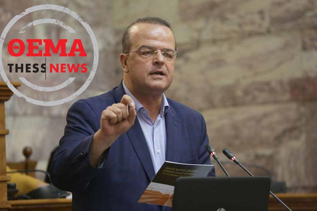 Αλ. Τριανταφυλλίδης στην ThessNews: «Κόψαμε τη μίζα, τη ρεμούλα, το πλιάτσικο»