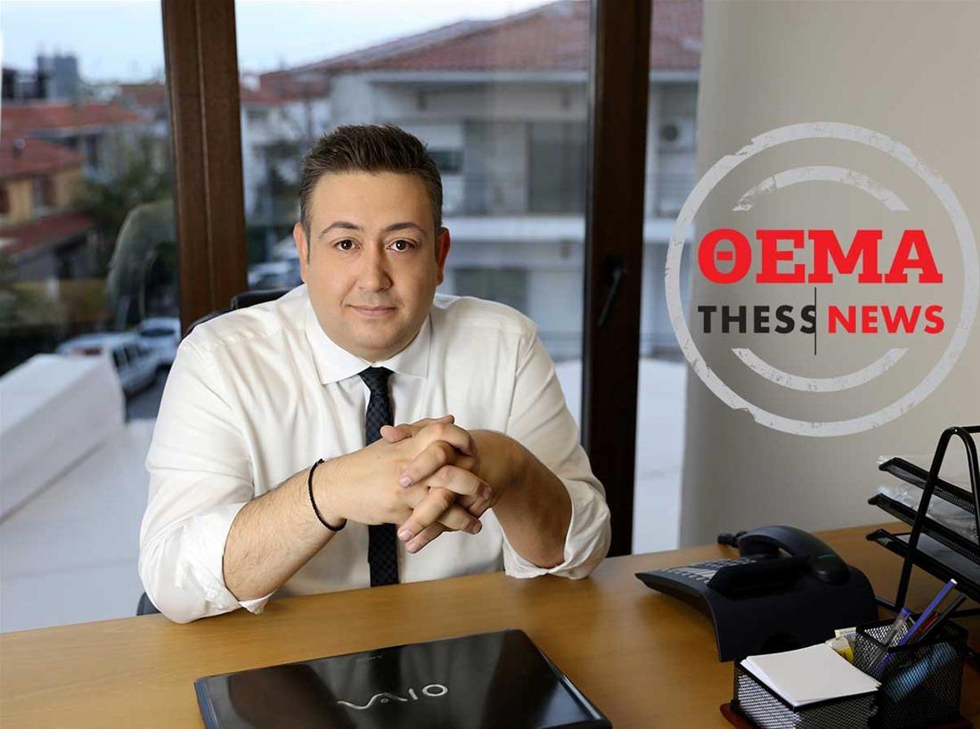 Π. Τσακίρης στην ThessNews: «Αποφασισμένος να δουλέψω πολύ σκληρά»