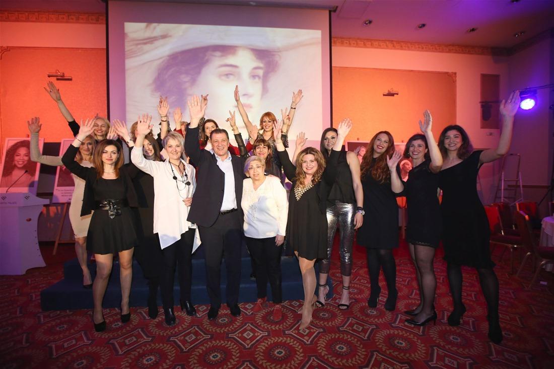 Ορφανός: «Η Παγκόσμια Ημέρα της Γυναίκας θα είναι η μεγάλη γιορτή της Θεσσαλονίκης»