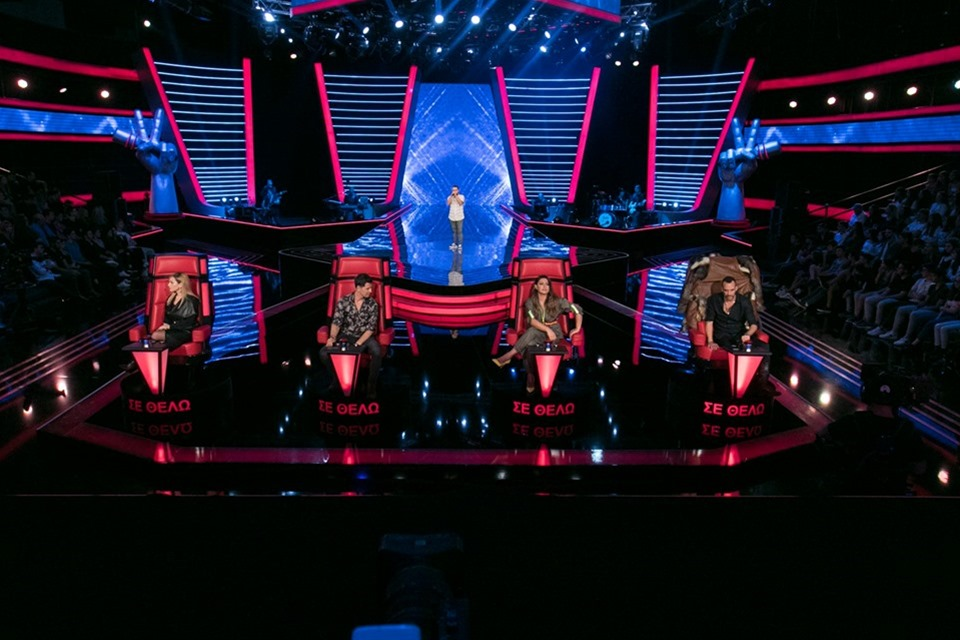 The Voice: Πρωτιά το Σαββατοκύριακο για τα blind auditions