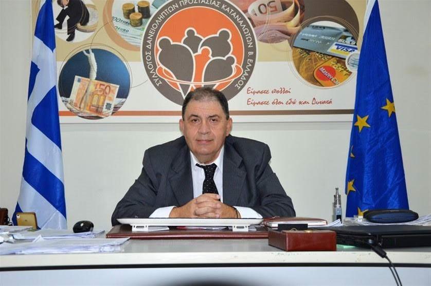 Χαρ. Περβανάς: Τράπεζες, ΣΥΡΙΖΑ και ΝΔ «συνένοχοι» στην παραβίαση της νομοθεσίας