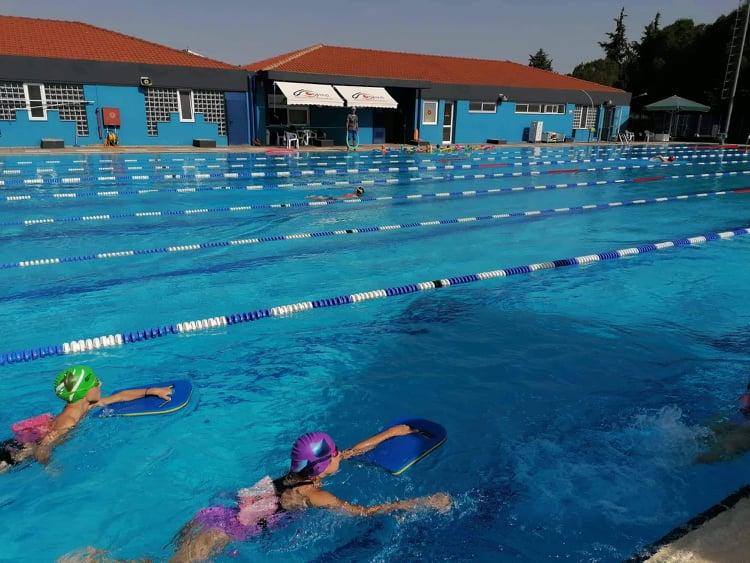 Ανοικτό και την Κυριακή το Δημοτικό Κολυμβητήριο του Δ. Χαλκηδόνος- Παρατείνεται το ωράριο