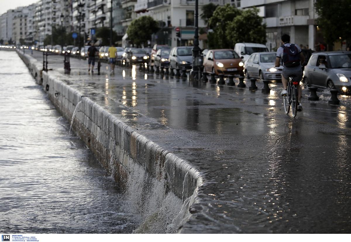 """Κακοκαιρία """"Αθηνά"""": Οδηγίες της Πολιτικής Προστασίας προς τους πολίτες"""