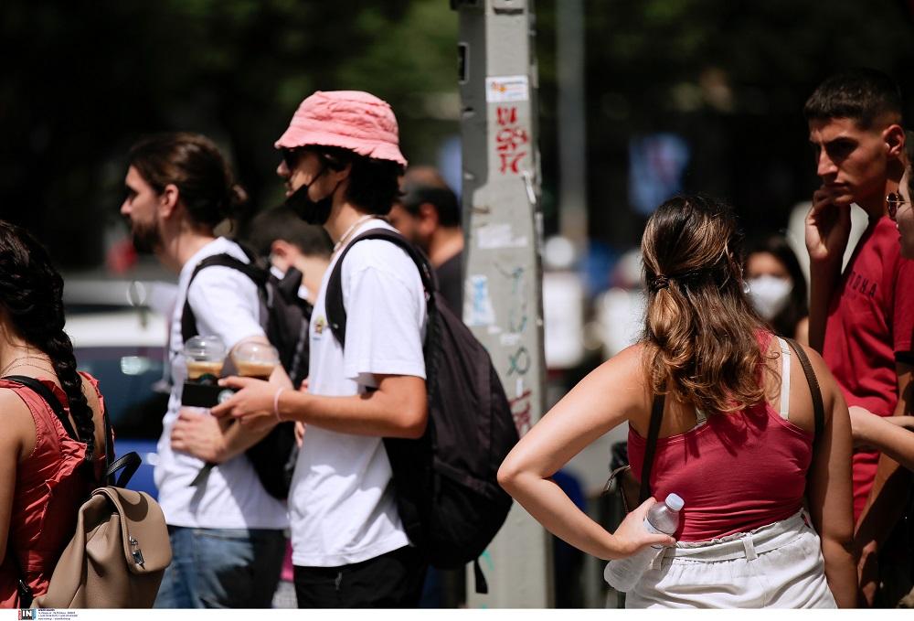 Τα σημερινά κρούσματα στη Θεσσαλονίκη – Ο χάρτης της διασποράς