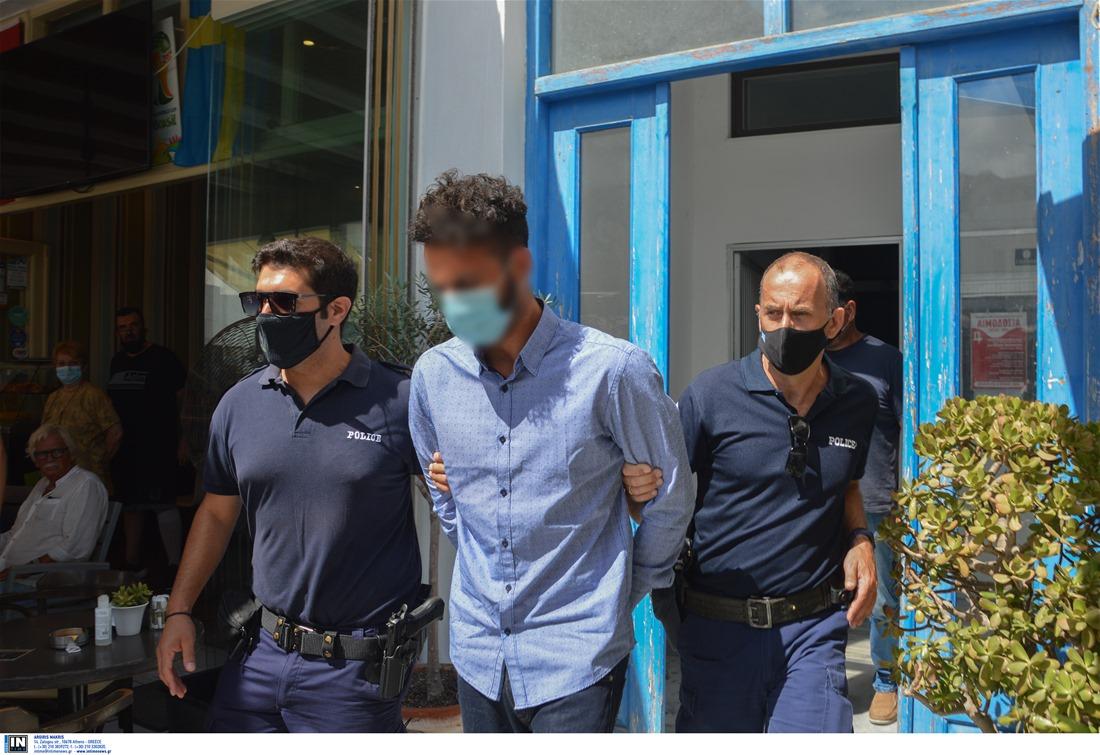 Φολέγανδρος: Τι αναφέρει το ένταλμα κράτησης του 30χρονου