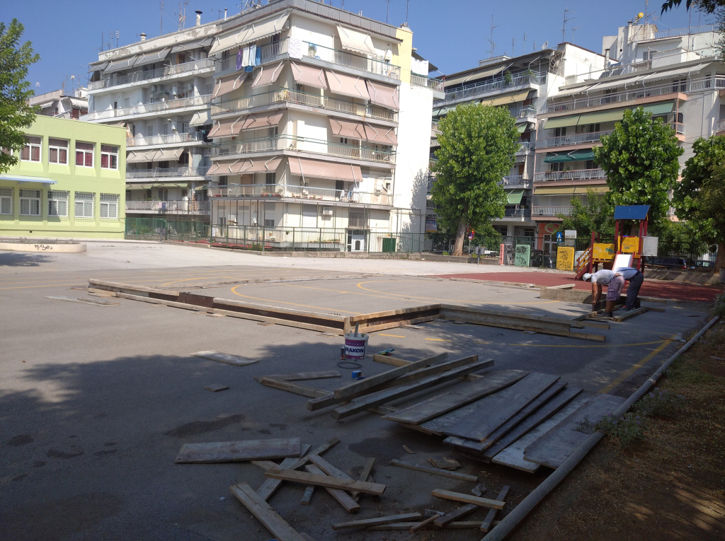 90o Δημοτικό Θεσσαλονίκης: Απαντήσεις για τα ΠΡΟΚΑΤ και την ασφάλεια ζητούν γονείς