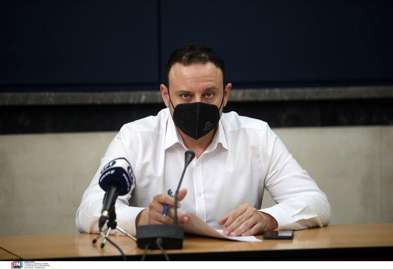 Γκ. Μαγιορκίνης: «Η επιδημία βρίσκεται σε φάση συρρίκνωσης για 2η εβδομάδα»