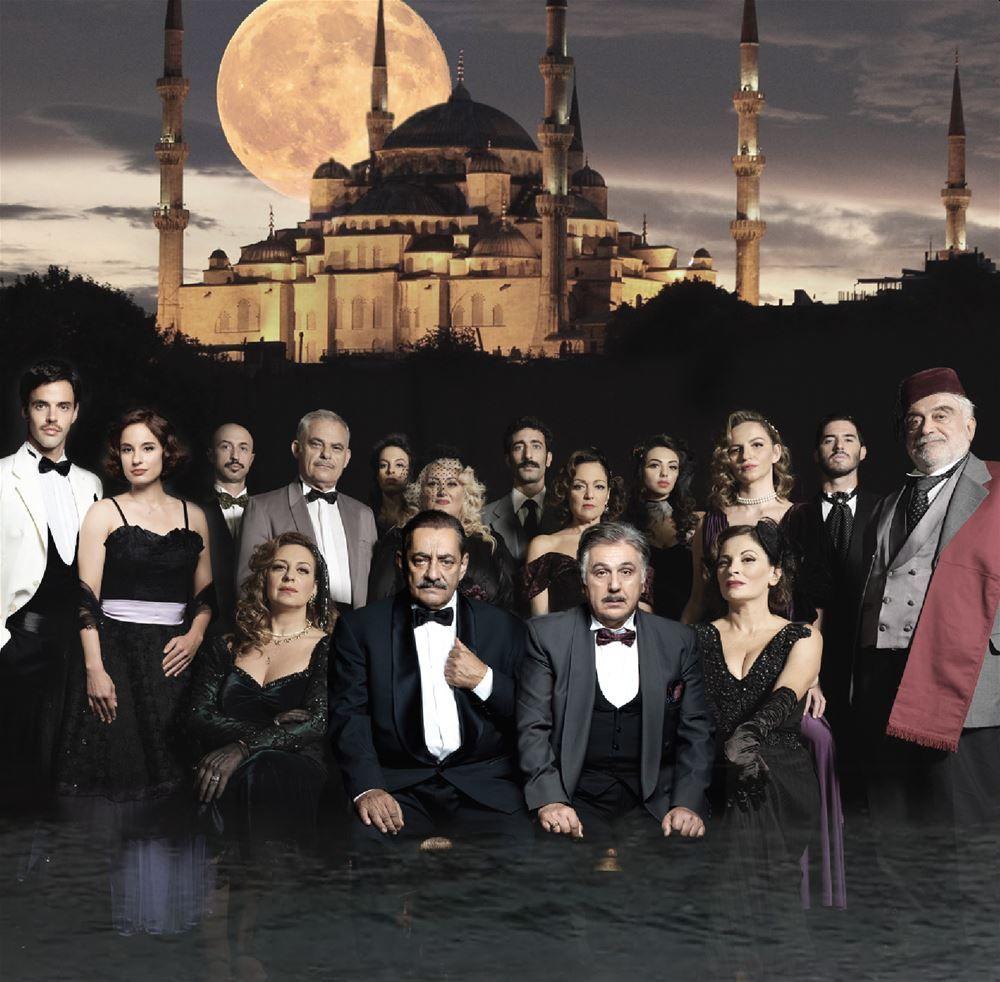 «Εφαρμογή Θεσσαλονίκη»: Ο Αντώνης Καφετζόπουλος για την παράσταση «Κάποτε στο Βόσπορο»