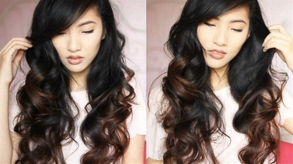 Όμορφο κόλπο για τέλεια κυματιστά μαλλιά χωρίς θερμότητα! (VIDEO)