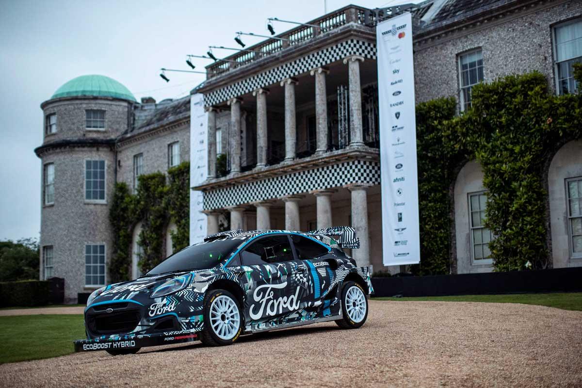 Νέο υβριδικό Puma Rally1 WRC Prototype – Ντεμπούτο στο Monte Carlo 2022