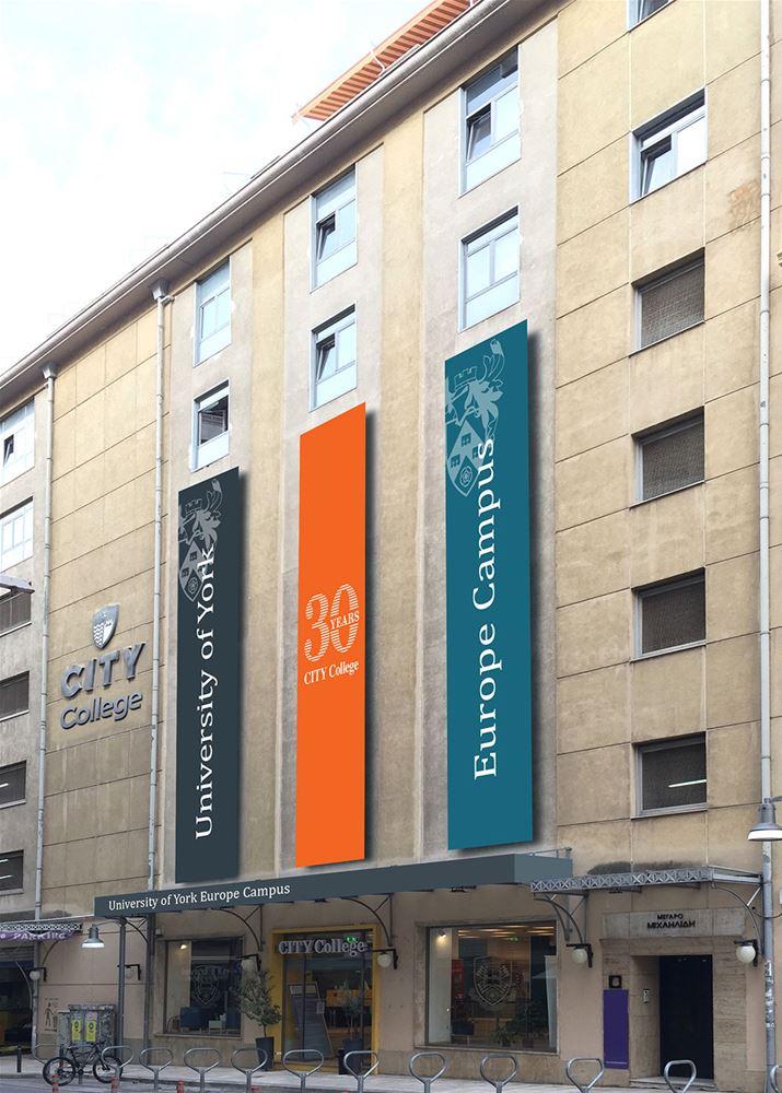 Σπουδές διεθνούς κύρους στο 1ο Ευρωπαϊκό Campus Κορυφαίου Βρετανικού Πανεπιστημίου στην Ελλάδα