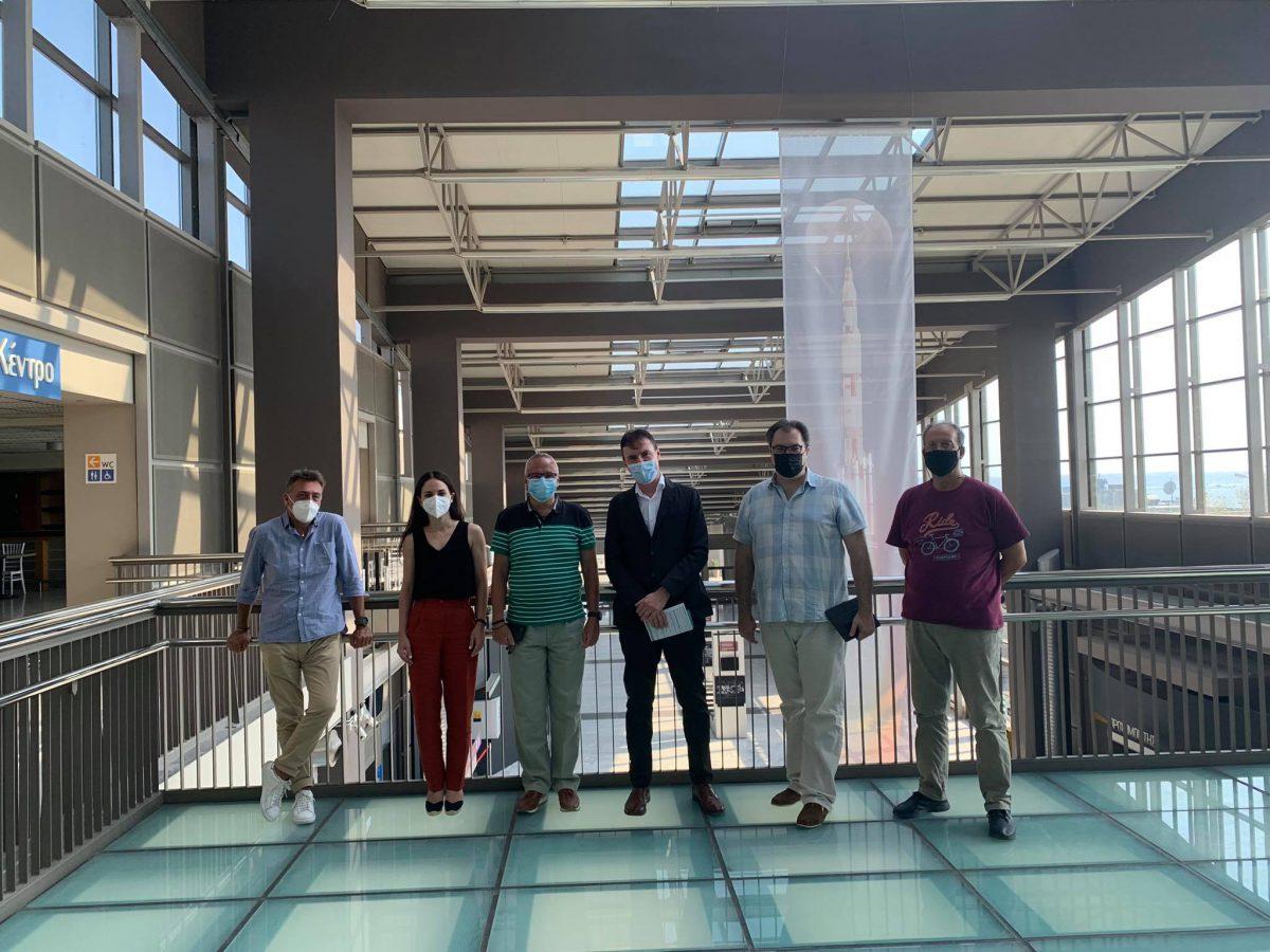Θεσσαλονίκη: Ενδεχόμενη η συνεργασία μεταξύ Pfizer και Noesis