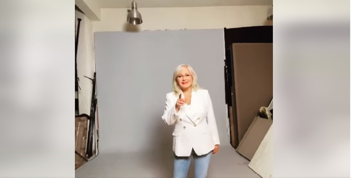 Το μήνυμα της Αγγελικής Νικολούλη για την νέα εκπομπή της στο MEGA (VIDEO)