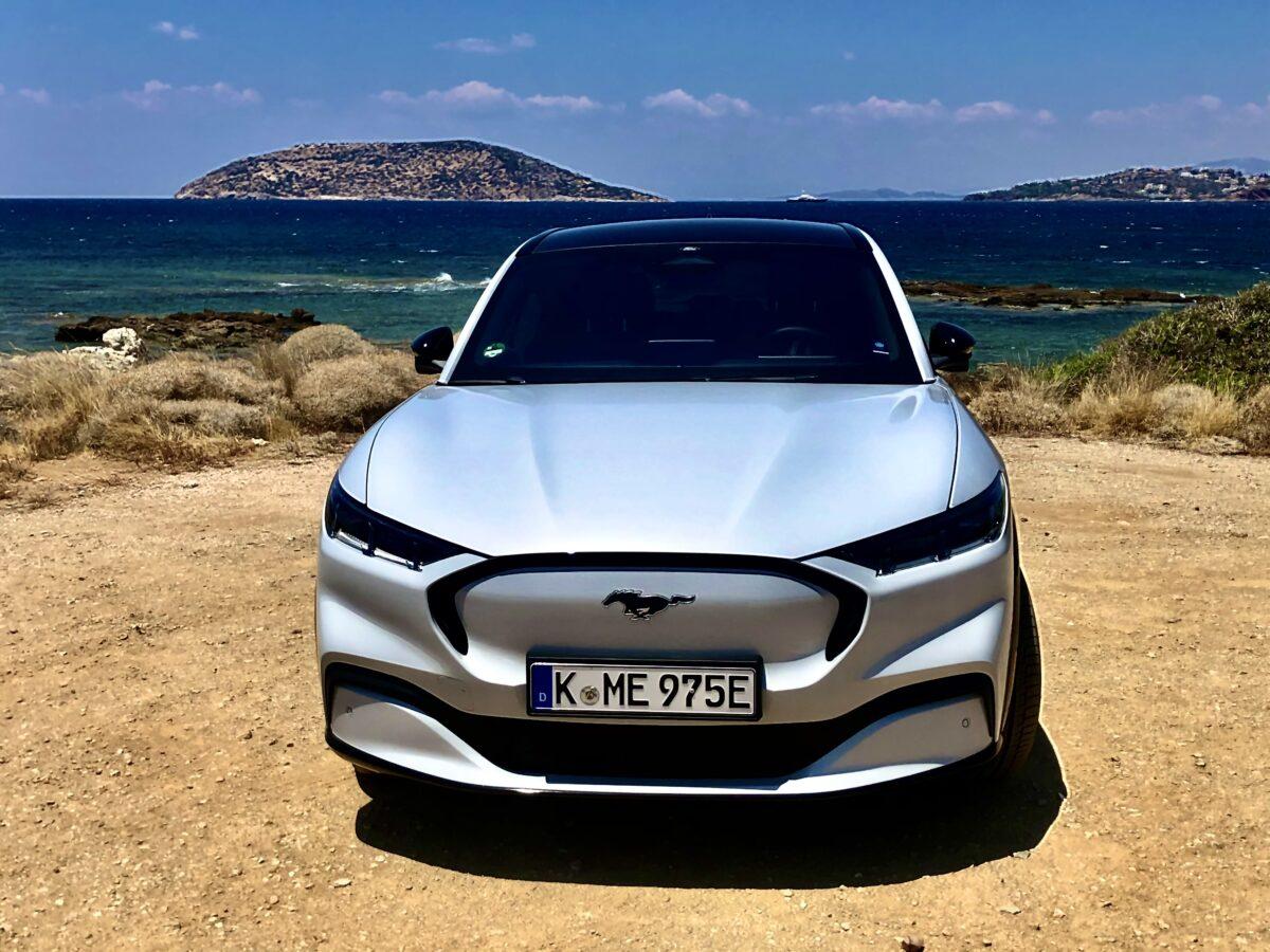 Στην Ελλάδα η ηλεκτρική Ford Mustang Mach—E