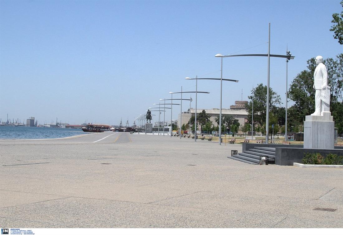 Ο καιρός σήμερα Τετάρτη (27/10) στη Θεσσαλονίκη