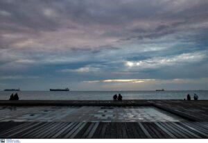 Ο καιρός σήμερα Σάββατο (18/09) στη Θεσσαλονίκη