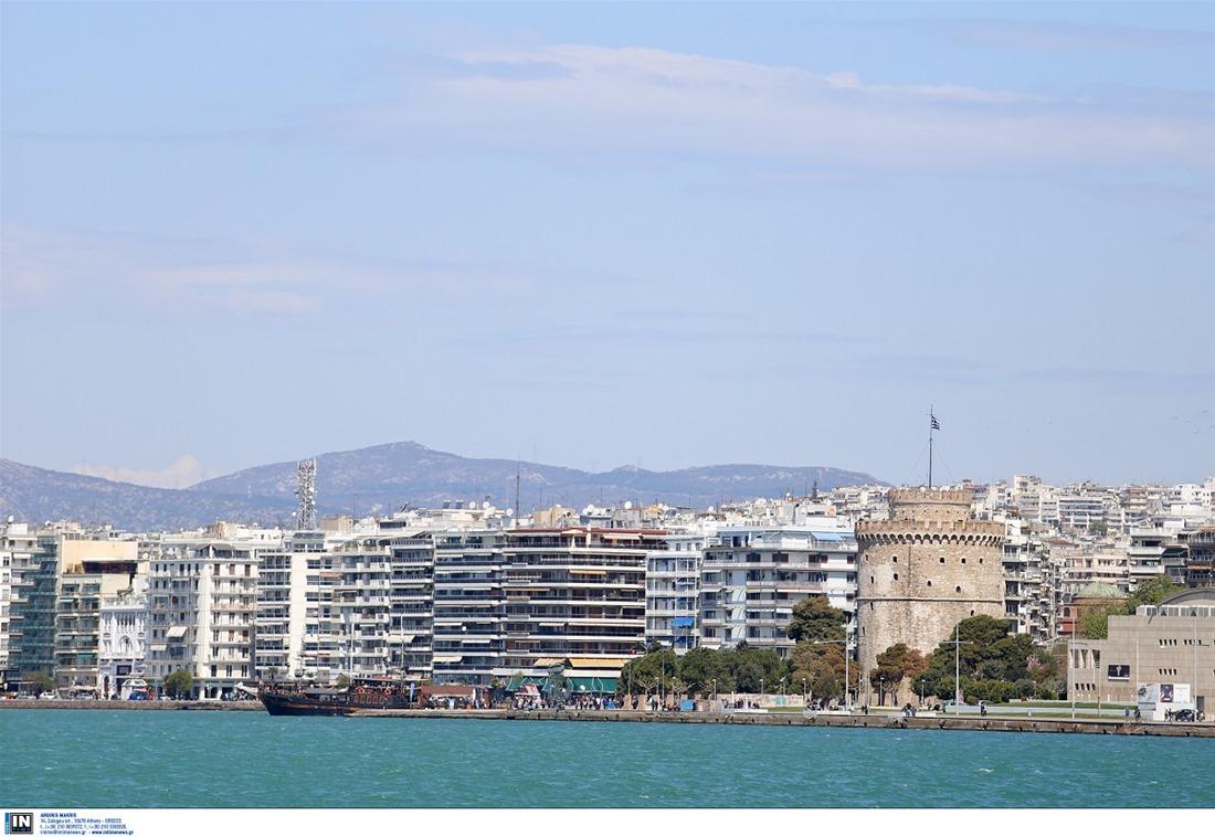 Ο καιρός σήμερα Δευτέρα (26/07) στη Θεσσαλονίκη