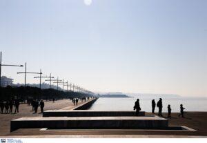 Ο καιρός σήμερα Πέμπτη (21/10) στη Θεσσαλονίκη