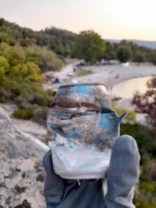 Οι «The Cleaningans» καθάρισαν περιοχή της Σάρτης στη Χαλκιδική