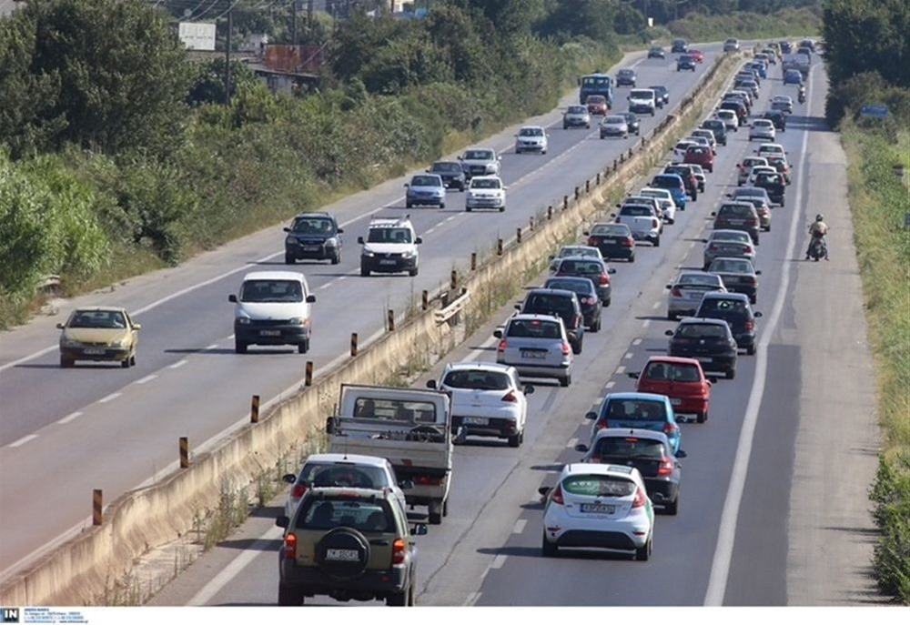 """Χαλκιδική: """"Έρχεται"""" δίκτυο με κάμερες για τον έλεγχο της κυκλοφορίας των οχημάτων"""