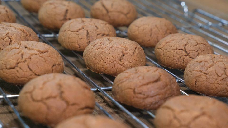 Συνταγή για υγιεινά μπισκότα (video)