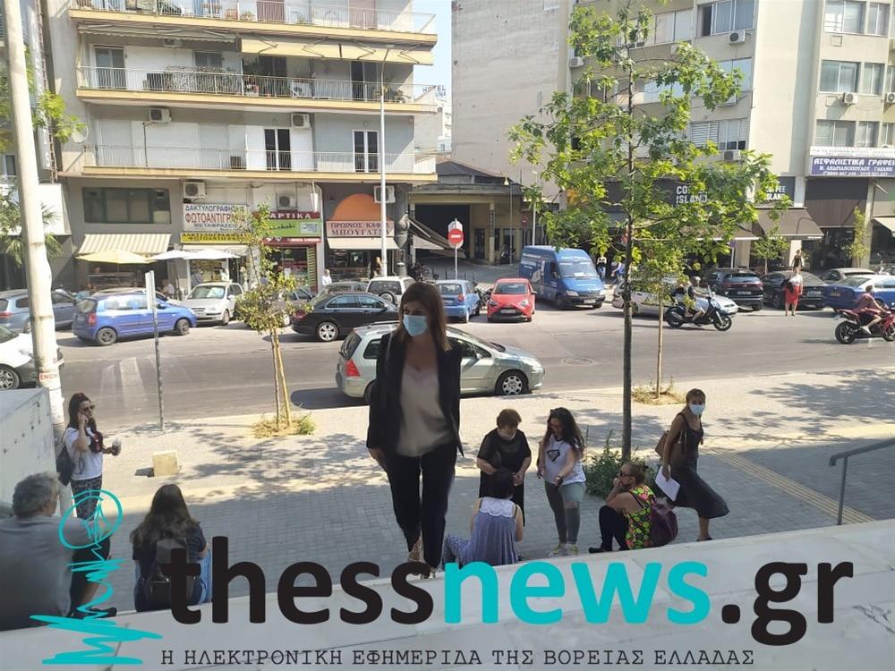Θεσσαλονίκη: Μηνυτήρια αναφορά για τα λεωφορεία της Λειψίας από την παράταξη Νοτοπούλου (VIDS)