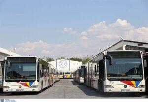 ΟΑΣΘ: Ενισχύεται με 80 οχήματα – Υποσχέσεις για 400 λεωφορεία στην πόλη