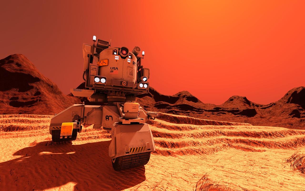 Kίνα: Θα αποικίσει πρώτη στον πλανήτη Άρη;