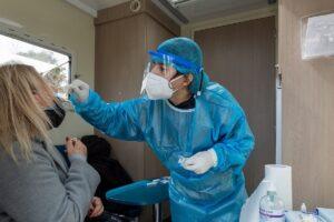 Δήμος Καλαμαριάς: Rapid tests μόνο για δύο ημέρες την ερχόμενη εβδομάδα λόγω αργιών