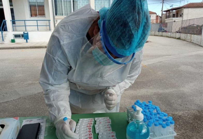 Θεσσαλονίκη: Που πραγματοποιούνται σήμερα rapid tests