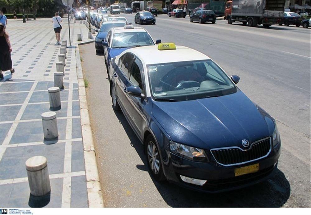 Θεσσαλονίκη: Σύλληψη 38χρονου για ληστεία οδηγού ταξί