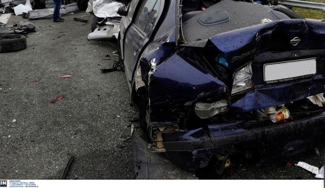 Τροχαίο ατύχημα στον Περιφερειακό