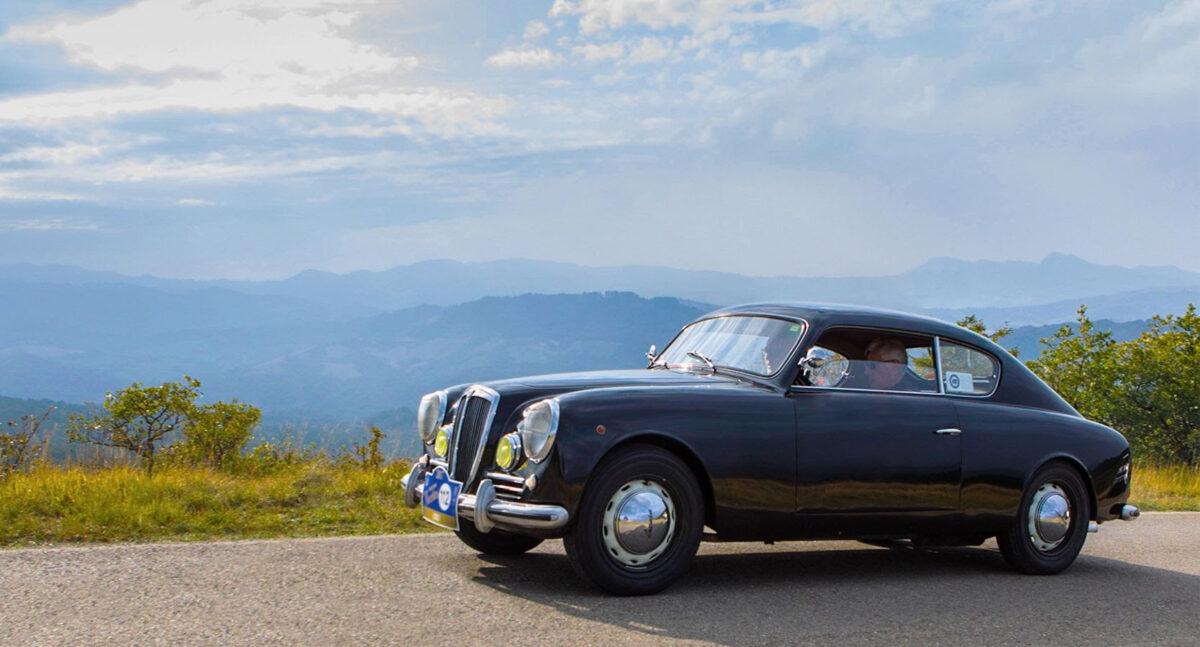 Lancia Aurelia B20 born in 1951: Μια καλλονή επιστρέφει στους δρόμους!
