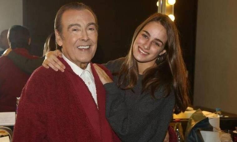 Μαρία Βοσκοπούλου: Συγκινεί η φωτογραφία με τον μπαμπά της (ΦΩΤΟ)
