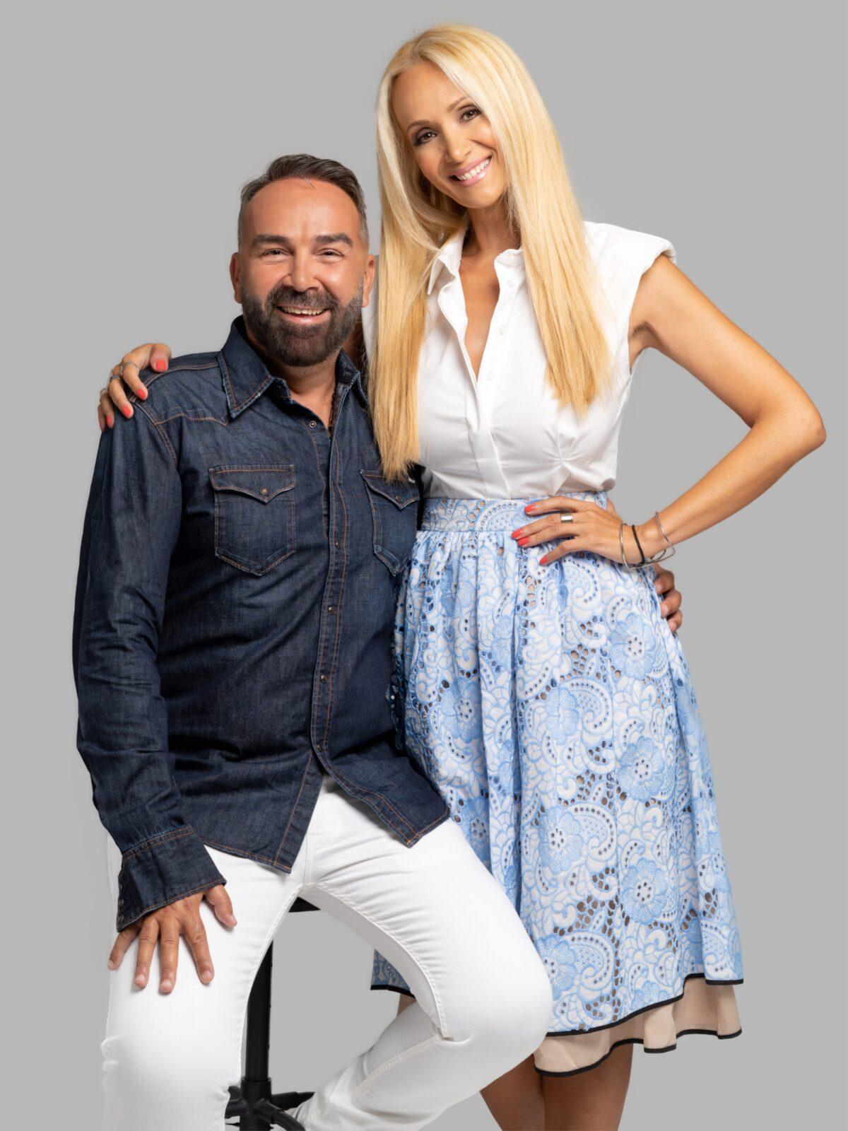«ΟΛΑ ΓΚΟΥΝΤ!» με τον Γρηγόρη Γκουντάρα και τη Ναταλί Κάκκαβα