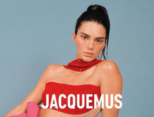 Η Κένταλ Τζένερ ποζάρει ολόγυμνη για τον Jacquemus