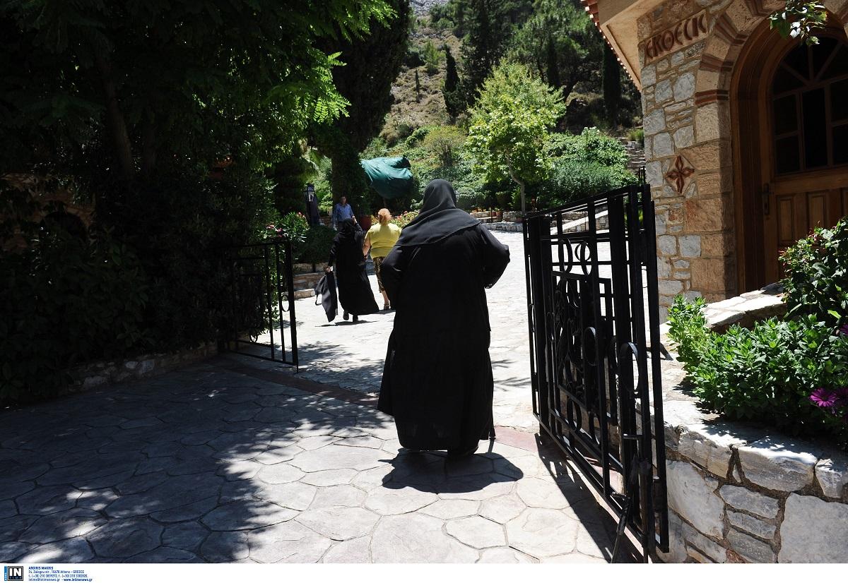 Αίγινα: Με κορωνοϊό μοναχές στην Ιερά Μονή Αγίου Νεκταρίου – Κλείνει για 15 ημέρες
