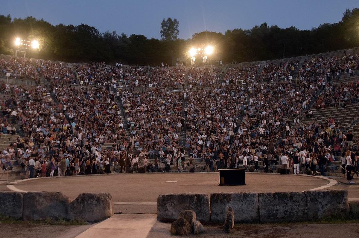 ΚΘΒΕ: Αναβάλλονται οι παραστάσεις σε Επίδαυρο και Δελφούς