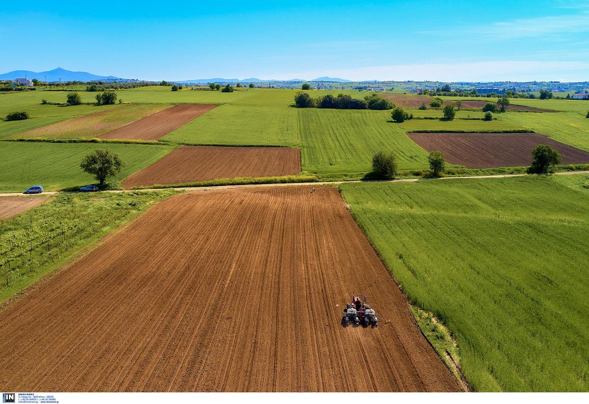 Έκκληση στους αγρότες για τον καύσωνα